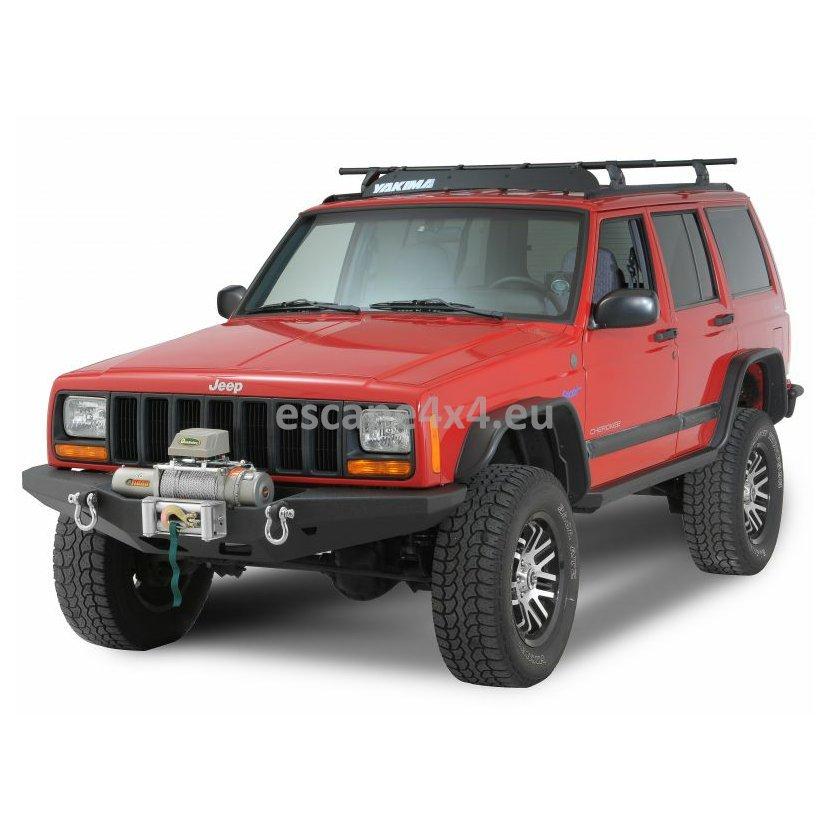 Inteligentny XRC Front Bumper Bar Smittybilt Jeep Cherokee XJ   Escape4x4.eu OC35