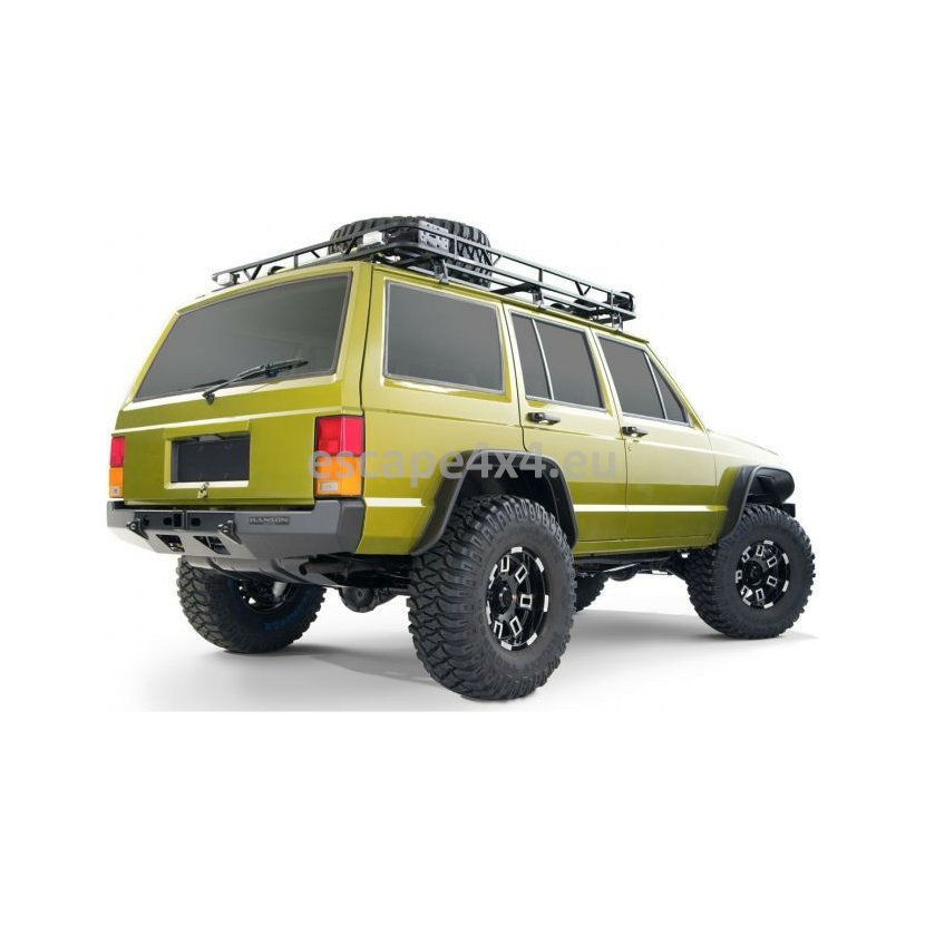Plastic Fender Flares Bushwacker Flat Style Jeep Cherokee XJ | Escape4x4 eu  Offroad Equipment And Accessories