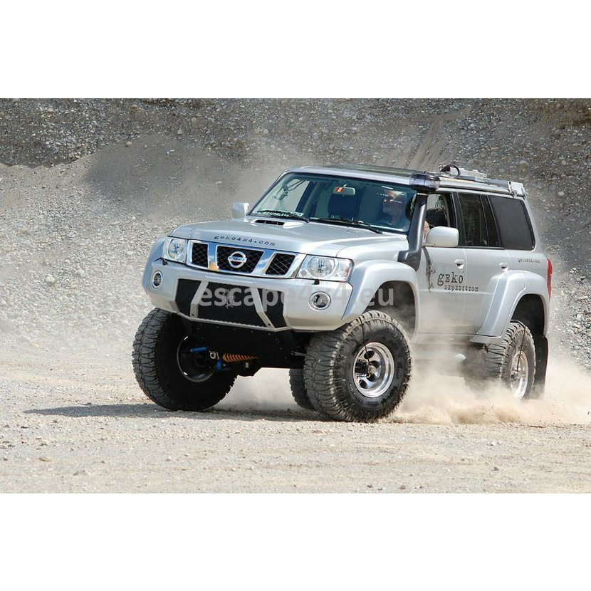 Laminate Fender Flares Island Nissan Patrol Y61 GU4 | Escape4x4 eu Offroad  Equipment And Accessories