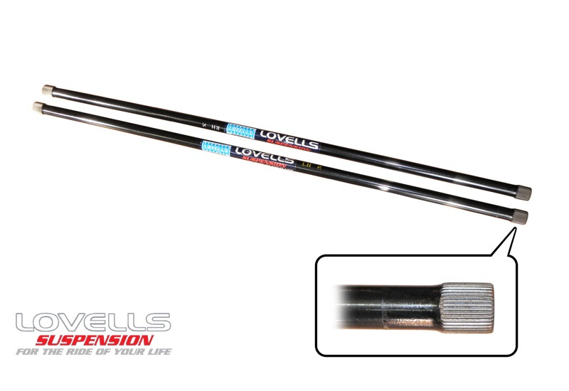 torsion bars nissan navara d22  97