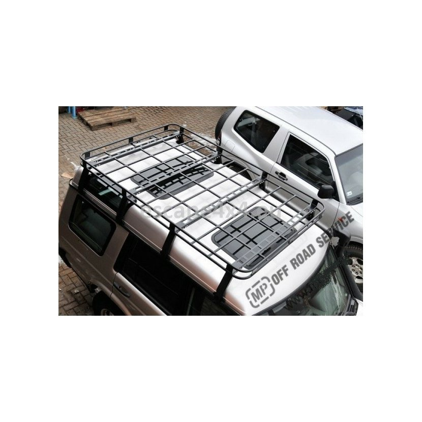 78e2d2e746c0 Expedition Roof Rack Land Rover Discovery II | Escape4x4.eu Offroad  Equipment And Accessories