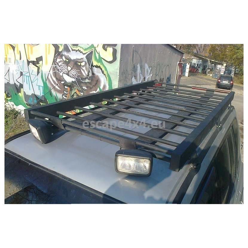 8de48344b9fe Expedition Roof Rack Suzuki Vitara - 5 doors (LWB) | Escape4x4.eu Offroad  Equipment And Accessories