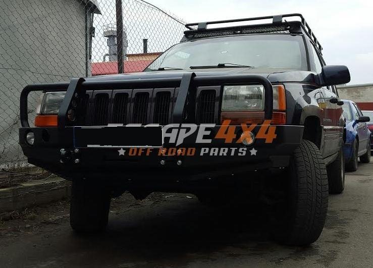 Front Bumper Bar Jeep Grand Cherokee ZJ (93 99)