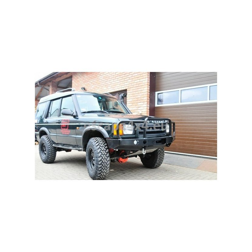 Front Bumper Bar Land Rover Discovery II (93-05) Prolonged