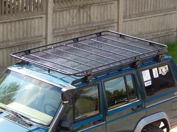 Expedition Roof Rack Jeep Cheeroke Xj Escape4x4 Eu