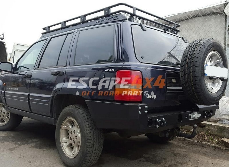 Expedition Roof Rack Jeep Grand Cherokee Zj Escape4x4 Eu